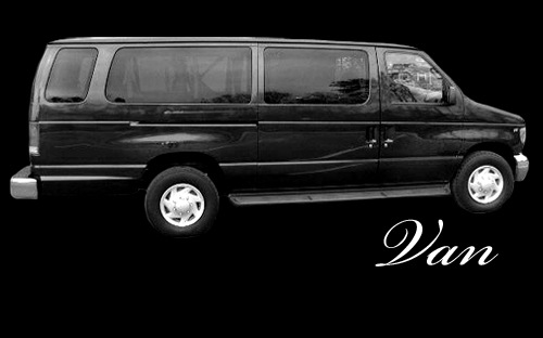 corporate 14 passenger van